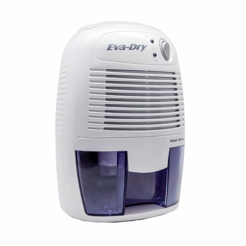 EDV-1100-Petite-Dehumidifier-Garage-Basement-side