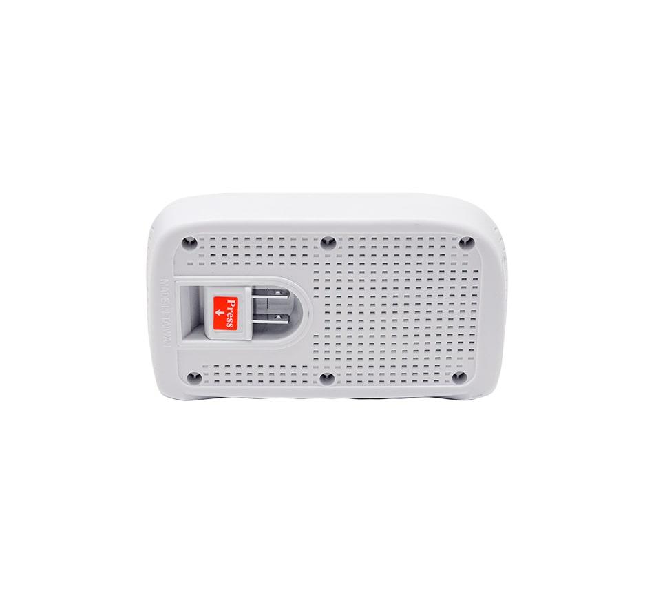 E-250 Mini Dehumidifier For Home Back