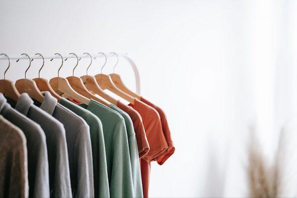closet smells musty - use cedar hangers